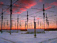HAARP stands for High-frequency Active Auroral Research Program.