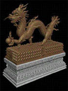 Ancient Chinese Representation of Draconian Influence - Holding An Egg/Seedworld ?