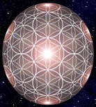 Interfaced-Overlaid Around Your Bio-Electromagnetic Energy Field Exists the Holographic Flower of Life Matrix Sphere