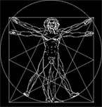 As Above~So Below/As Within~So Without {Leonardo Da Vinci Diagram}