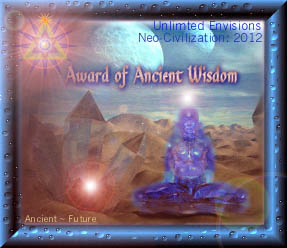 This Award Presented By Anki Petersson {Reiki Master & Web Designer in Stockholm, Sweden}
